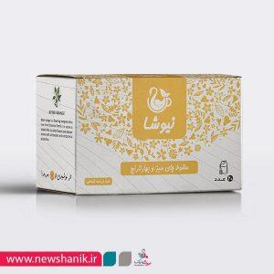 برای خرید مخلوط چای سبز و بهار نارنج نیوشا بر روی عکس کلیک کنید