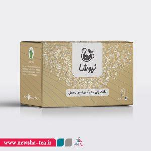 برای خرید مخلوط چای کیسه ای و الوورا و عسل نیوشا بر روی عکس کلیک کنید